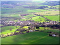 SK5125 : Sutton Bonington from the air by M J Richardson