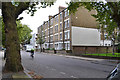 TQ3277 : Chester Court and Chester Buildings, Lomond Grove, Camberwell by Robin Stott