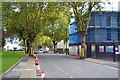 TQ3277 : South on Lomond Grove, Camberwell by Robin Stott