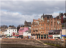 NM8530 : View of George Street, Oban - April 2016 by The Carlisle Kid