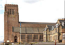 NM8530 : Cathedral Church of St Columba, Oban - April 2016 by The Carlisle Kid