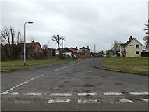 TM0659 : Birch Close, Stowupland by Adrian Cable