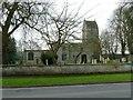 TF0006 : Church of All Saints, Tinwell by Alan Murray-Rust