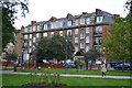 TQ3276 : Peabody Estate, Camberwell Green, flats built in 1920 by Robin Stott