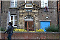 TQ3276 : Peabody Estate, Camberwell Green, entrance to Block A by Robin Stott