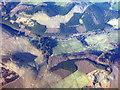 NT1536 : Dreva Wood and Weston Burn by M J Richardson