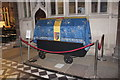 SJ4066 : Covered Bier in Chester Cathedral by Jeff Buck