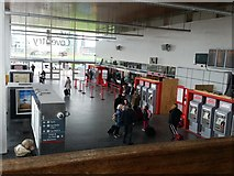 SP3378 : The Concourse, Coventry Station by Rich Tea