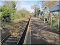 TL9033 : Bures railway station, Suffolk by Nigel Thompson