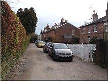 TQ5838 : Poona Road, Tunbridge Wells by Chris Whippet