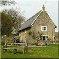 SK9400 : Rosemary Cottage (24 Main Street), Barrowden by Alan Murray-Rust