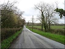NY3740 : Minor road near Kellsprings by David Purchase