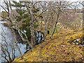 NH5524 : Boat House - Loch an Ordain by valenta