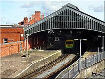 W6872 : The InterCity platforms at Cork Kent station by John Lucas
