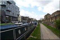 TQ3283 : Canal Walk by DS Pugh