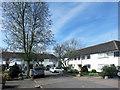 TQ2688 : Kingsley Close by Des Blenkinsopp