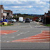 ST3091 : Junction of Malpas Road and Montgomery Road, Malpas, Newport by Jaggery
