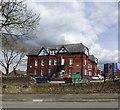 SJ9594 : Hyde Hospital Administration Block by Gerald England