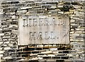 SK0394 : Liberal Hall: namestone by Gerald England