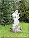 SO0660 : Gaia Sculpture by Edward Folkard by David Dixon
