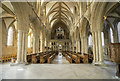 SK7053 : Quire of Southwell Minster by J.Hannan-Briggs