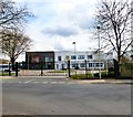 SJ9496 : Thomas Ashton School by Gerald England