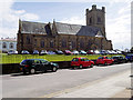SN5881 : The Church of St Michael and All Angels at Aberystwyth by David Dixon