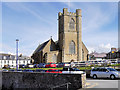SN5881 : Aberystwyth, The Church of St Michael and All Angels by David Dixon