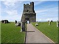 SN5781 : North Tower Gatehouse, Aberystwyth Castle by David Dixon