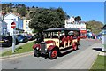 SH7882 : Alice in Wonderland tour bus by Richard Hoare