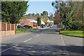 SU9466 : Charters Road, Sunningdale by Alan Hunt