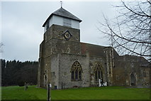 TQ7444 : Church of St Michael and All Angels by N Chadwick