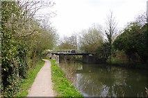 TL4311 : Footbridge Over the Stort by Glyn Baker