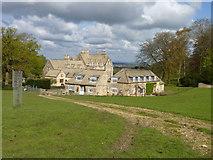 SO9339 : Norton Park, Bredon's Norton, Worcestershire by Jeff Gogarty
