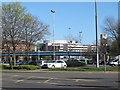 SE2833 : Wellington Street car park, Leeds by Stephen Craven