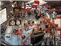 SJ8397 : Beyer-Garratt Locomotive Cab by David Dixon