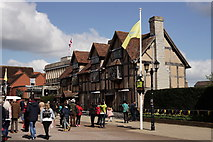 SP2055 : Shakespeare's Birthplace by Peter Trimming