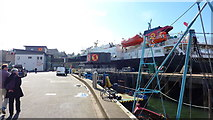 NM8529 : Oban Ferry Terminal by Richard Cooke