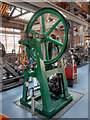 SJ8397 : Museum of Science and Industry, Vertical Engine by David Dixon
