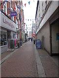 SY6778 : St Alban Street - St Thomas Street by Betty Longbottom
