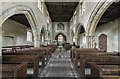 SK8069 : Interior, St Wilfred's church, Low Marnham by J.Hannan-Briggs