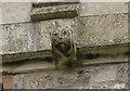 SK8069 : Grotesque, St Wilfred's church, Low Marnham by Julian P Guffogg