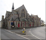 SX9473 : Teignmouth United Reformed Church, Teignmouth by Jaggery