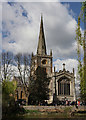 SP2054 : Holy Trinity Church, Stratford-Upon-Avon by Peter Trimming