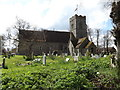 TM1551 : St.Peter's Church, Henley by Geographer