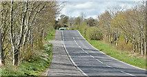 J3958 : The Ballynahinch Road, Saintfield (April 2016) by Albert Bridge