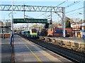 SJ7361 : ATW service through Sandbach station by Stephen Craven