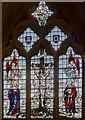 SK7053 : Window n.10 Southwell Minster by Julian P Guffogg