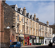 NM8530 : Albany Terrace, George Street, Oban - April 2016 (1) by The Carlisle Kid