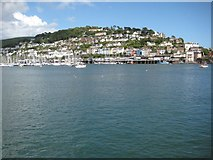 SX8751 : View to Kingswear by Philip Halling